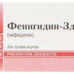 нифедипин инструкция по применению аналоги